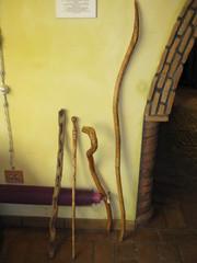 Bastoni sciamanici artigianali